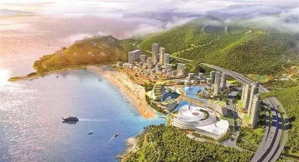 小梅沙片區將建成世界級都市型濱海旅游度假區