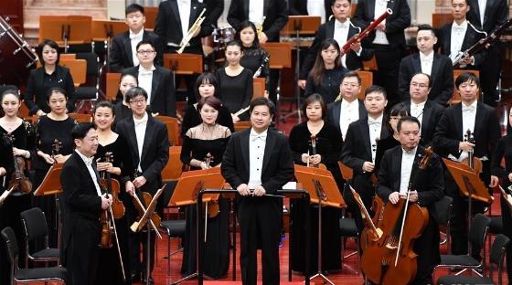 中国交响乐作品展演在天津举行
