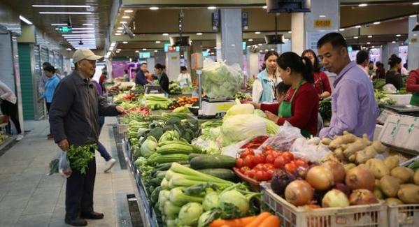 盐田区广北肉菜市场升级改造完毕 市民档主纷纷拍手叫好