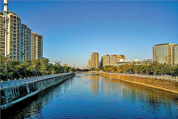 寶安獲2018年度深圳市生態文明建設目標考核優秀獎