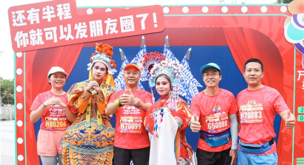 5000跑者赴最美山海賽道之約!2020深圳大鵬新年馬拉松圓滿落幕