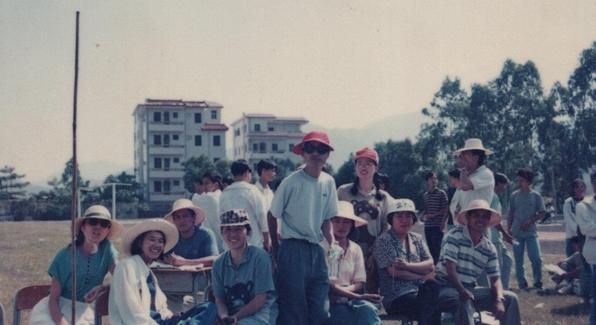 """深圳大鵬葵涌中學""""五十歲""""了 這些老照片能勾起你多少回憶?"""
