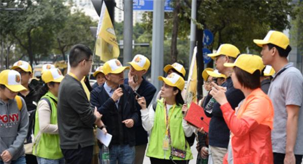 福田中心区城市建筑导览系列活动收官