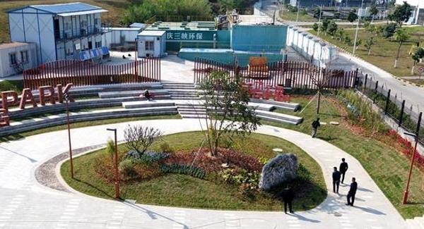 """老村焕""""新颜"""" 福城街道茜坑社区新建两座公园"""