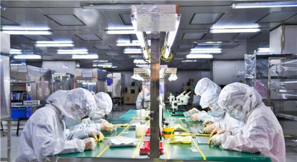 大鹏新区规上工业企业复工复产数达90%以上