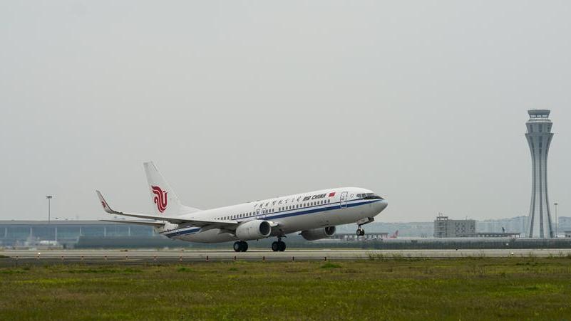 重慶江北國際機場客運航班已恢復6成