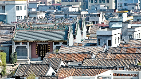 """宝安9处""""宝地""""上榜市首批历史风貌区和第二批历史建筑保护名录"""