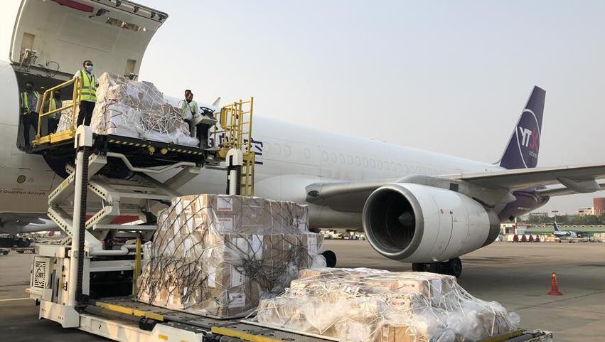 中国向孟加拉国提供紧急抗疫医疗物资援助