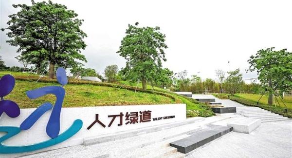 龙华形成三级公园体系 宜居宜业宜游