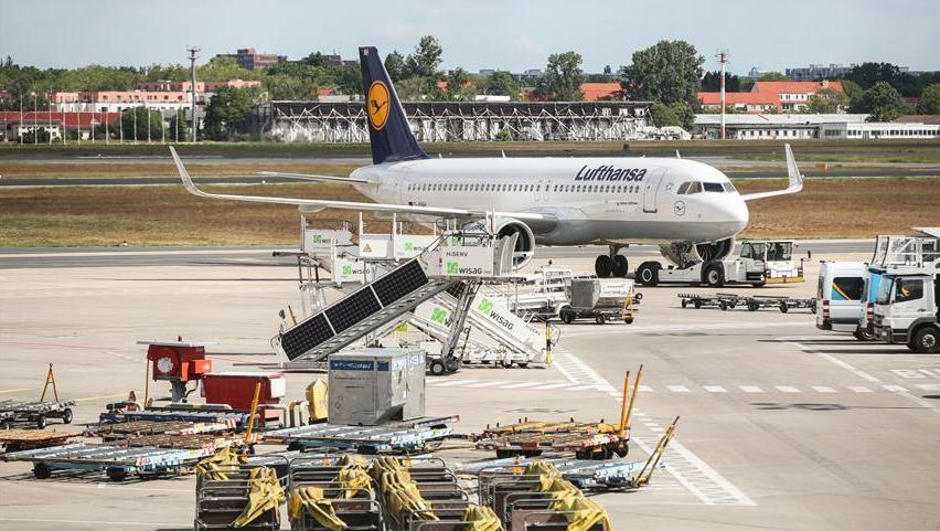 德国政府与汉莎航空达成90亿欧元救助协议
