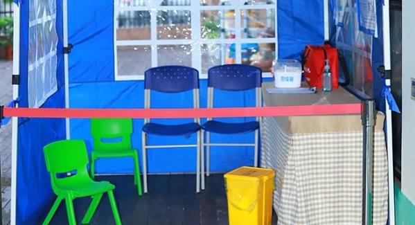 盐田区这所幼儿园疫情防控做细做足 静待幼儿安全返园