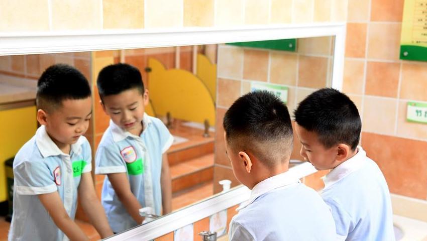 河南郑州:幼儿园陆续开学