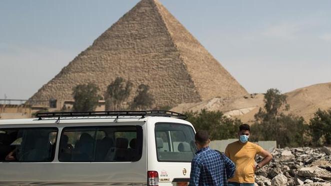 疫情下的埃及