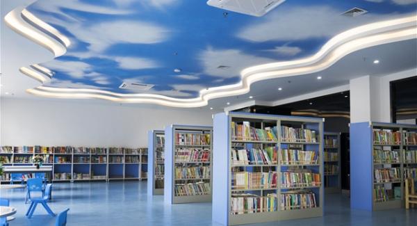 葵涌图书馆开放啦,以全新姿态静候读者!