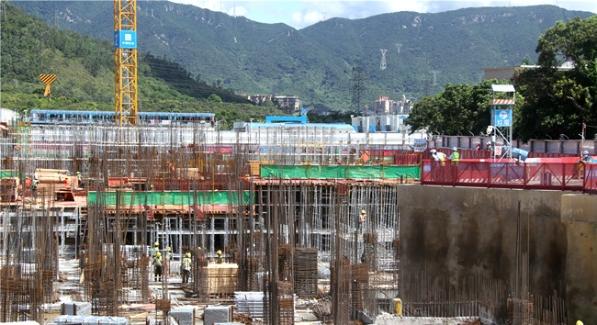 落细落实各项举措!大鹏新区主要领导率队检查建筑工地安全生产