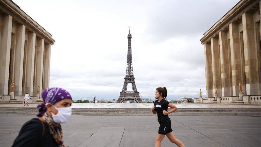 法国新冠死亡病例超过3万例