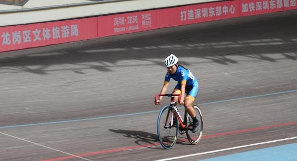 龙岗今年首场省级体育赛事启幕!省青少年自行车锦标赛开赛