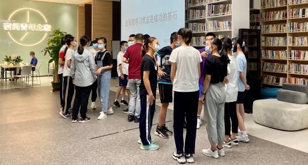 暑期学习不止步 福田团区委中学生领袖训练营喊你开课啦!
