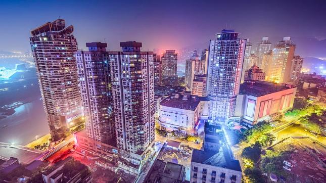 """""""全国最深地铁站""""在哪儿?当然是重庆的红土地站,深达31层楼!"""