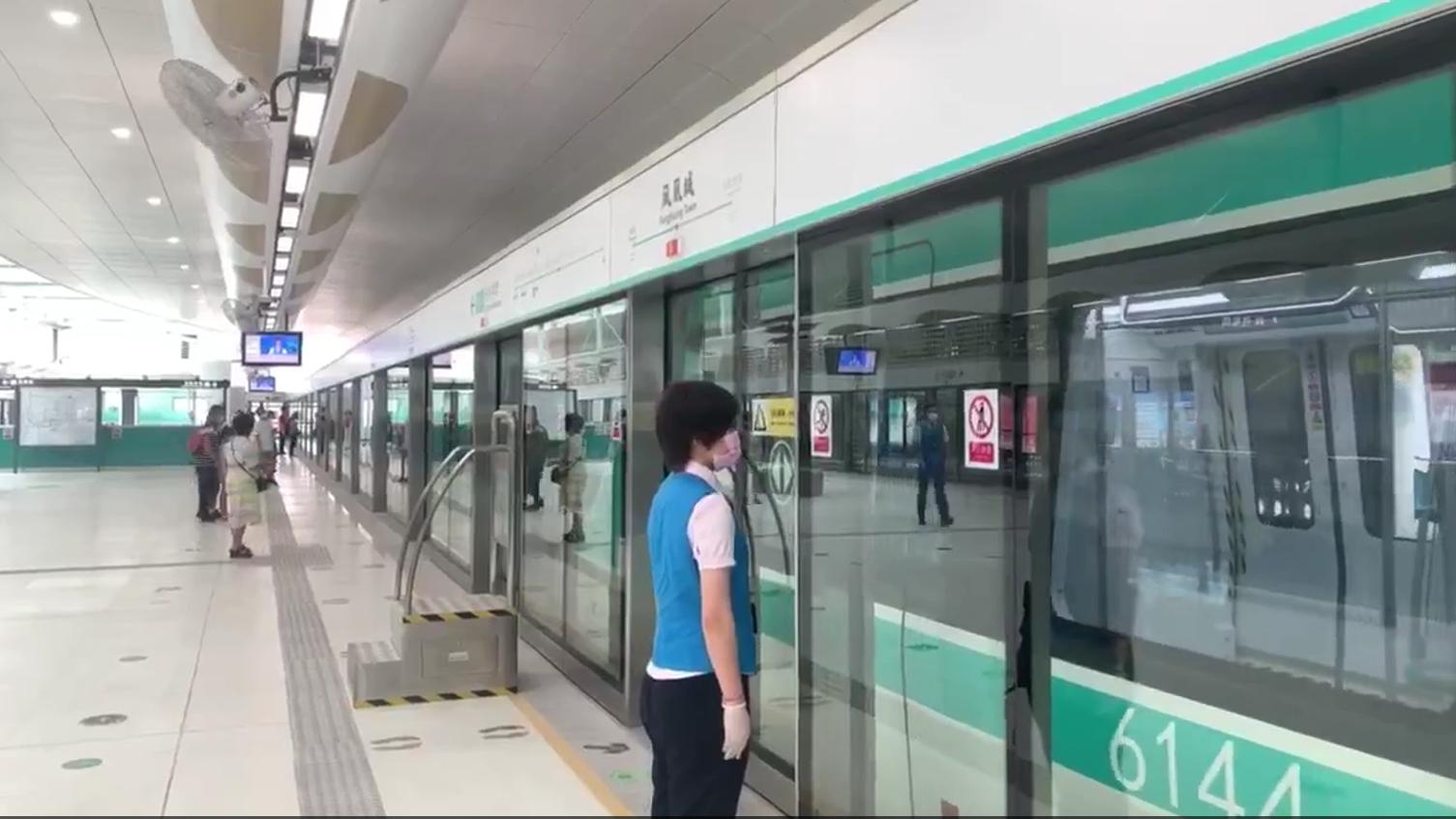 地铁6号线试运营首日,深网记者现场带你去体验