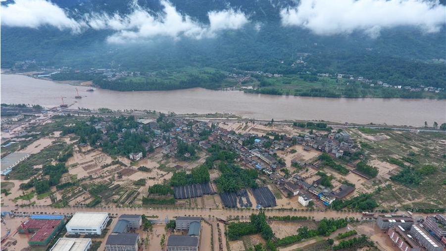 国家防总针对长江上中游汛情提升防汛应急响应至Ⅱ级