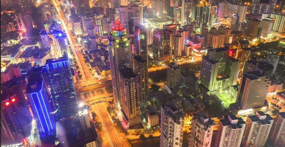 深圳入选十大迷人夜景城市 世界之窗、人才公园成最受欢迎十大赏夜景热门地