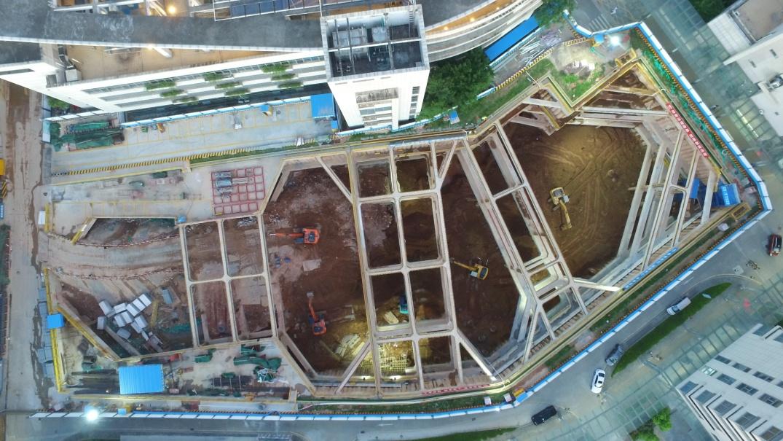 特区40 市三院项目女工程师:为深圳速度添砖加瓦