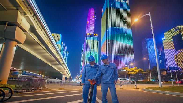 特区40 南方电网创造改革创新奇迹  与深圳同频共振