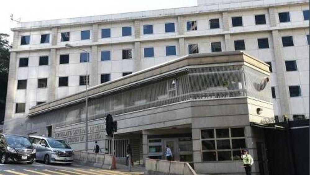 美驻港总领事馆职员遇袭 警拘一名涉案男子