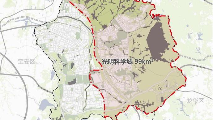 深圳拟制订《光明科学城发展促进条例》
