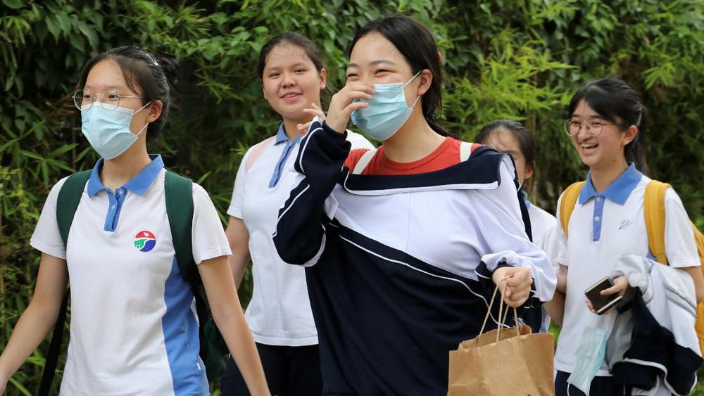 2020年深圳市高中阶段学校第二次划线录取计划公布