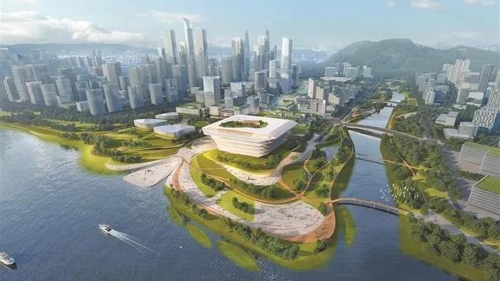 国深博物馆、前海城市新中心等十大项目集中开工,总投资303亿元