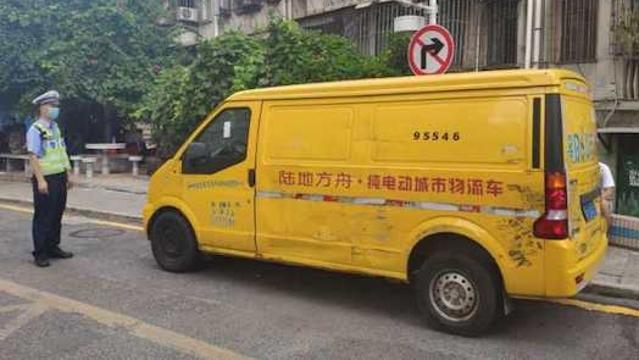 罗湖交警依托缉查布控 精准打击违法17次车辆
