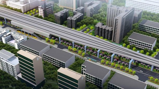 穗莞深城际铁路正式进入围护结构施工