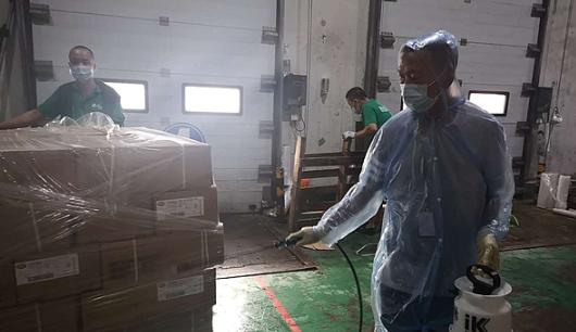龙岗疾控有效处置全省首例进口冷冻食品新冠病毒 长效守护城市安全