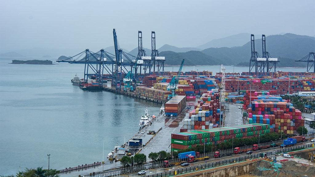 """固定资产投资增速持续回升 1-7月深圳主要经济指标保持""""回温"""""""