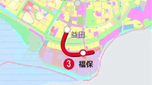 深圳地铁3号线南延线,这项验收过了!至于东延线...