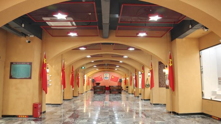 """【打卡龙博】这座""""延安窑洞""""风的博物馆藏了太多革命故事!"""