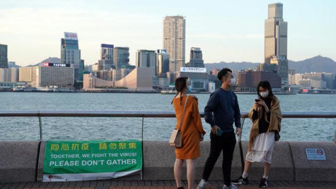 香港新增确诊11例,累计确诊4889例