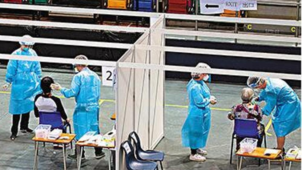 香港新冠病毒普检计划推出6日已有102.7万人登记检测