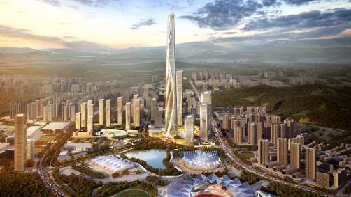 深圳再增两个重点区域,坂雪岗科技城大运新城定位提升
