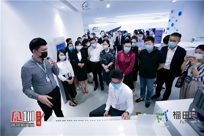 入驻首年免租金!福田区成立香港青年双创社区