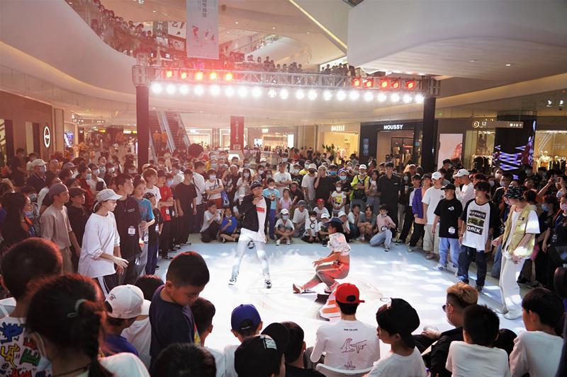 公益街舞培训进社区备受好评 首届深圳国际街舞文化节圆满收官