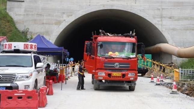 广西乐业隧道塌方事故:仍未找到9名被困人员