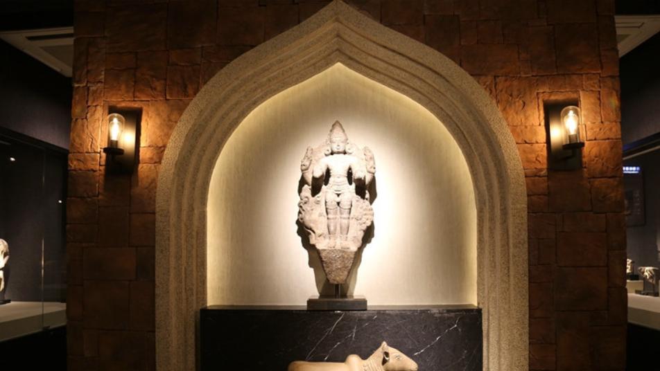 这座博物馆很神秘!藏了500余件古代佛教雕刻精品