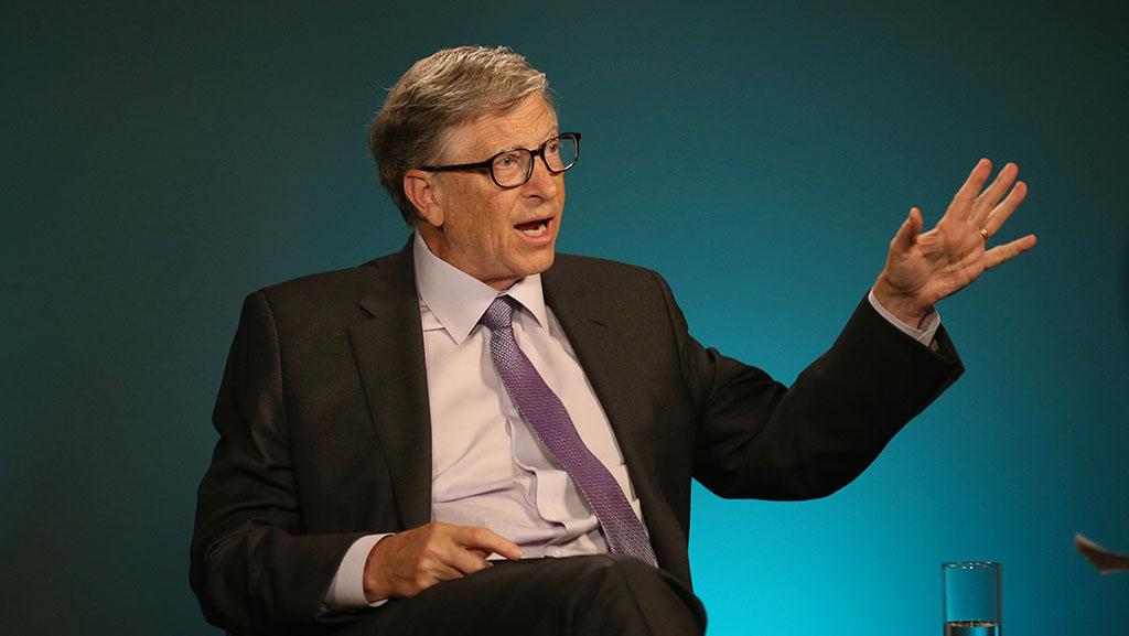 比尔·盖茨:美国疫情应对很糟糕 病毒检测出结果很慢