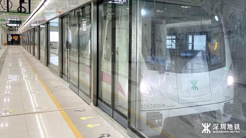 深圳公交地铁日客流量超千万