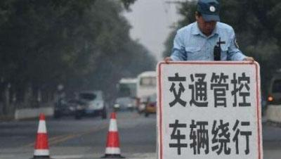 @粤B司机!深圳这些地方明天将实施临时性交通管制