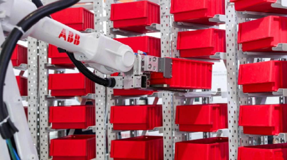 工业巨头ABB:全球机器人长期需求仍将上升,继续看好中国
