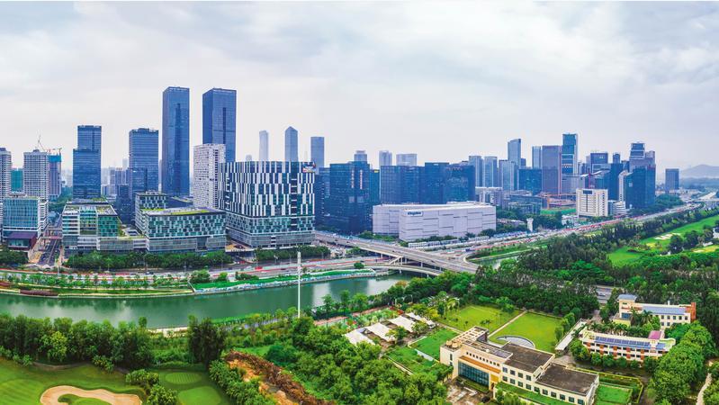 又有29条道路 开放智能路测 我国自动驾驶相关企业两成在深圳